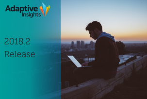 Release Adaptive Insights 2018.2